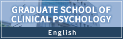 GRADUATE SCHOOL OF CLINICAL PSYCHOLOGY